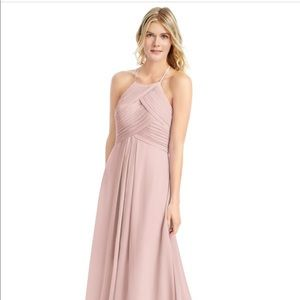 "Azazie ""Ginger"" Bridesmaids Dress in Dusty Rose"